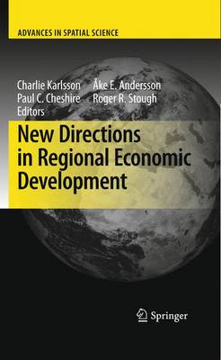 New Directions in Regional Economic Development by Charlie Karlsson
