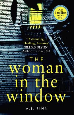 Woman in the Window book