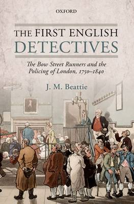 First English Detectives by J. M. Beattie