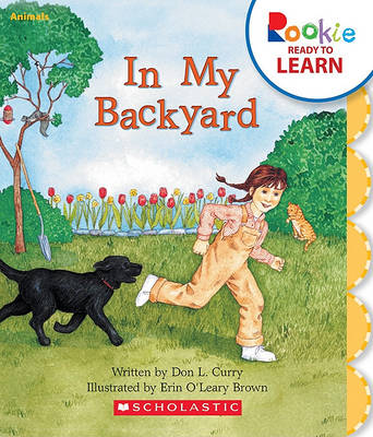 In My Backyard by Don L Curry