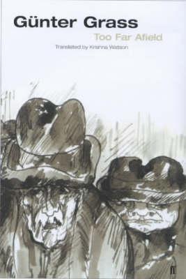 Too Far Afield by Krishna Winston