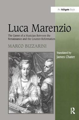 Luca Marenzio book