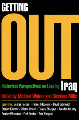 Getting Out by Michael Walzer