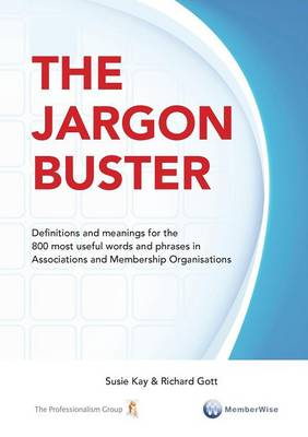 The Jargon Buster by Susie Kay