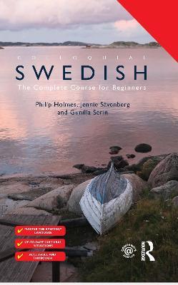 Colloquial Swedish book