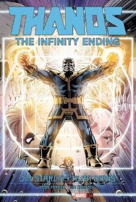 Thanos: The Infinity Ending by Jim Starlin