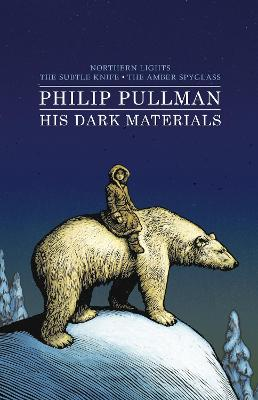 His Dark Materials bind-up by Philip Pullman