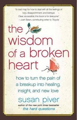 Wisdom of a Broken Heart by Susan Piver