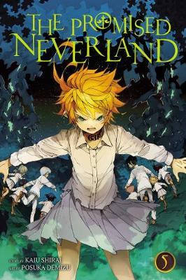 Promised Neverland, Vol. 5 book