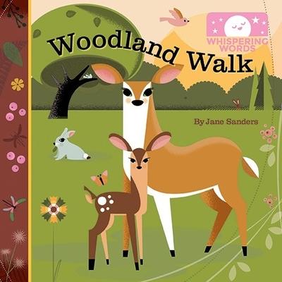 Woodland Walk by Jane Sanders