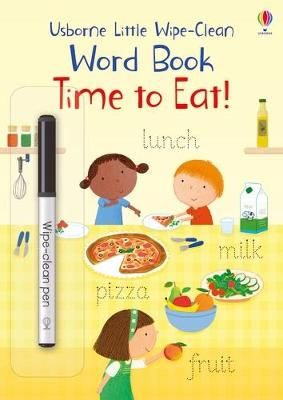 Time to Eat by Felicity Brooks