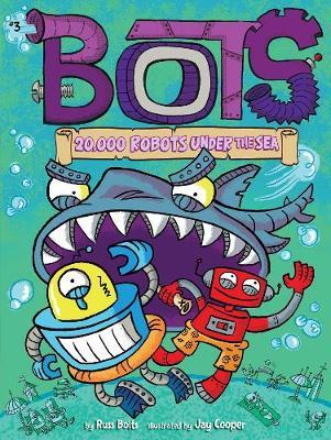 20,000 Robots Under the Sea book