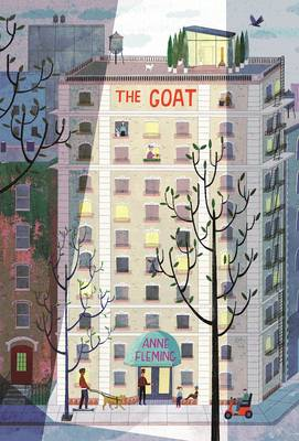 Goat by Anne Fleming