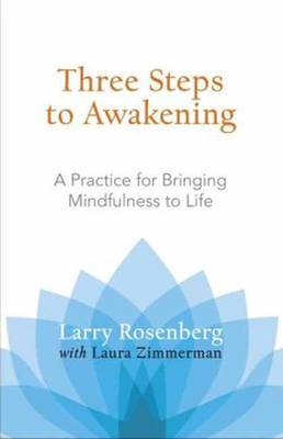 Three Steps To Awakening book