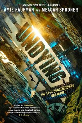 Undying book