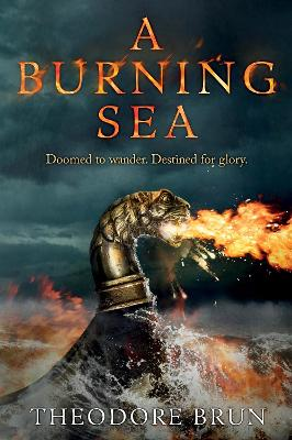 A Burning Sea by Theodore Brun