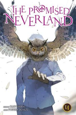 The Promised Neverland, Vol. 14 by Kaiu Shirai