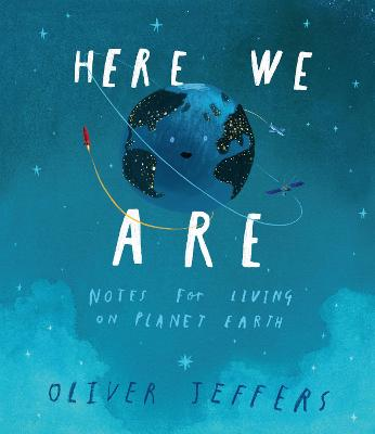 Here We Are book