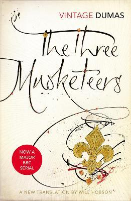 Three Musketeers book
