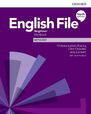 English File: Beginner: Workbook with Key book
