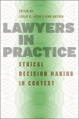 Lawyers in Practice book