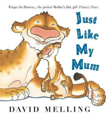Just Like My Mum by David Melling