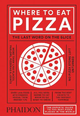 Where to Eat Pizza by Daniel Young
