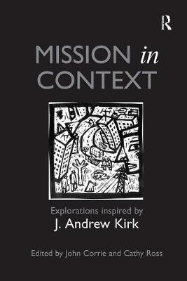 Mission in Context book