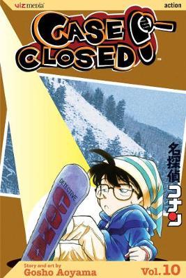 Case Closed, Vol. 10 by Gosho Aoyama