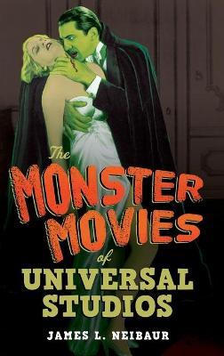 Monster Movies of Universal Studios book