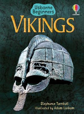Usborne Beginners: Vikings by Stephanie Turnbull