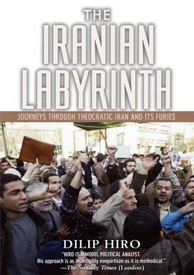 Iranian Labyrinth book