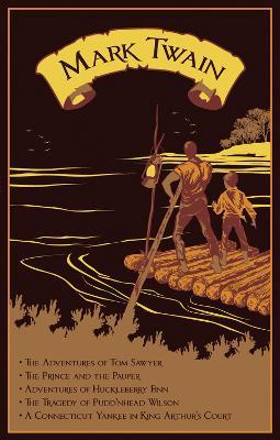 Mark Twain: Five Novels by Mark Twain