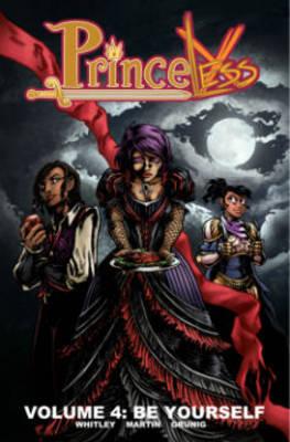 Princeless Volume 4 by Emily Martin