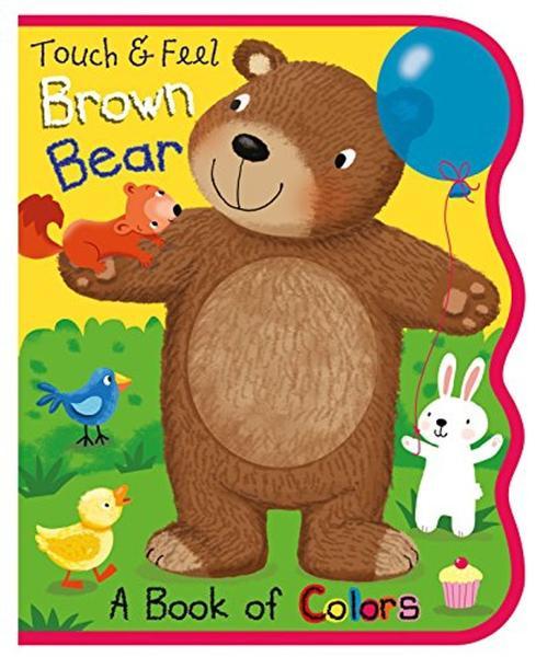 Brown Bear Colours book