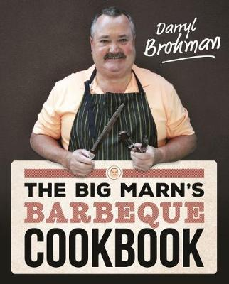The Big Marn's Barbeque Cookbook with Apron Pack book