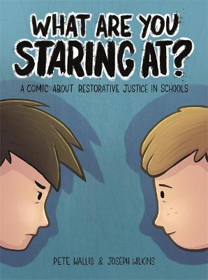 What are you staring at? book