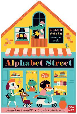 Alphabet Street book