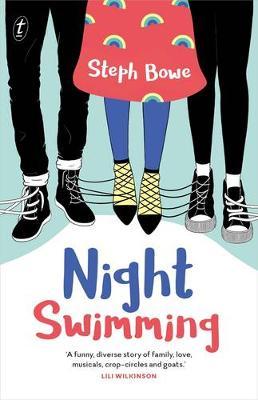 Night Swimming book