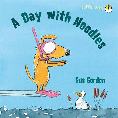Day with Noodles book