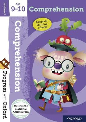 Progress with Oxford:: Comprehension: Age 9-10 book
