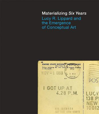 """Materializing """"Six Years"""" by Catherine Morris"""