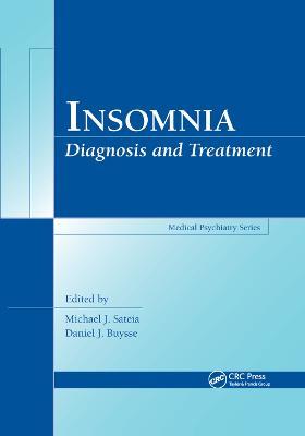 Insomnia: Diagnosis and Treatment book