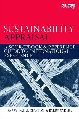 Sustainability Appraisal by Barry Dalal-Clayton