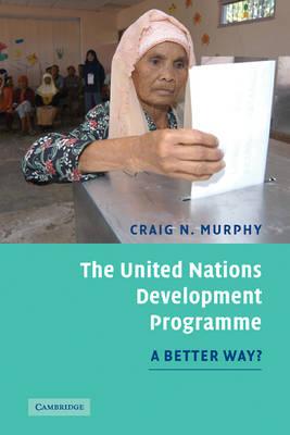 United Nations Development Programme book