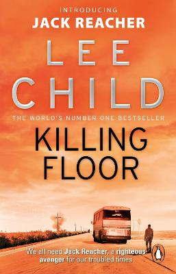 Jack Reacher: #1 Killing Floor book