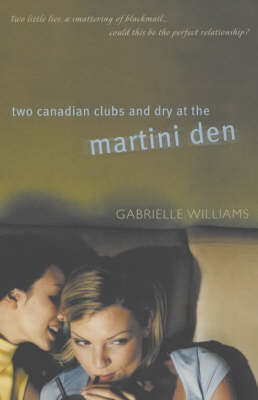 Two Canadian Clubs & Dry at the Martini Den by Gabrielle Williams