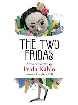 Two Fridas book