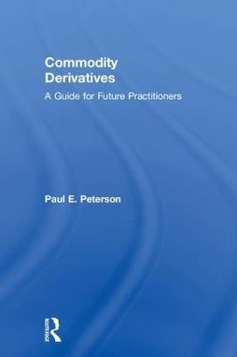 Commodity Derivatives book