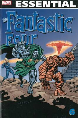 Essential Fantastic Four by Stan Lee